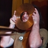 Juří a jeho bubnové brýle...