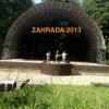 Sladká forbína Zahrady 2013